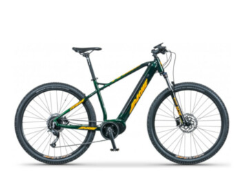 The Tuwan MX3 e-bike has an elegant frame optimized for an integrated battery and a load capacity of up to 140 kg.