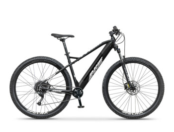 "The Tuwan E5 e-bike with 29"" wheels is intended for those who appreciate the comfort of mountain tires on their trips. 