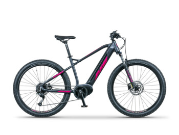 "The Yamka MX5 e-bike with 27.5"" wheels is designed for adventurous riders who love cycling."