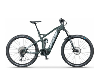 "Quruk e-bike with 29"" wheels, the latest generation Bosch CX engine and a large 625 Wh battery capacity."