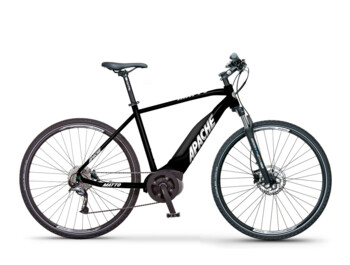 The Matto Bosch Performance e-bike is designed for those who do not hesitate to go on a day trip and appreciate a more powerful engine.