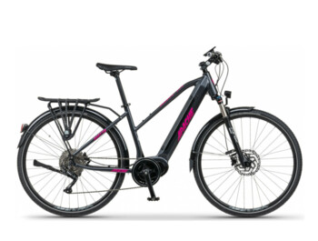 Matta MX 1 electric bike with a complete Tour equipment - fenders, carrier, stand and LED light.