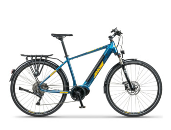 The Matto Tour MX1 e-bike is intended for riders who know what they want from their e-bike.