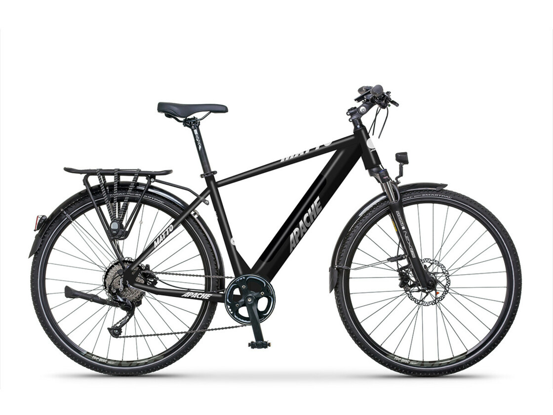 E-bike APACHE Matto Tour E5