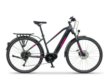 Reliable and functional Matta Tour MX5 e-bike designed especially for trip lovers