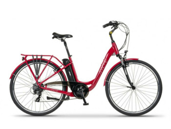With the Wakita City 28 model, you can comfortably venture into the city or for active relaxation.