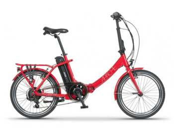 Extremely practical e-bike that you can fold at home, in the office or comfortably in a car or public transport. 