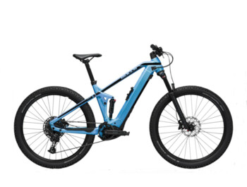 A new generation of fully sprung SONIC mountain e-bikes. The EVA TR 1 model is equipped with great components from Bosch, Shimano, SR Suntour and others .... and the most modern frame geometry, which makes the e-bike a great e-bike for difficult terrain.