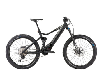 Full suspension mountain e-bike with Brose Drive S mag engine, 750 Wh battery and unique Monkey Link system. The ideal e-bike for sports enthusiasts.