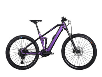 BULLS SONIC EVO AM 1. The fully sprung mountain e-bike is equipped with a high-quality 4th generation Bosch Performance Line CX motor, a 625 Wh battery and the unique Monkey Link magnetic system.