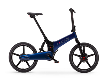 A new fast-folding version of the unique ultralight magnesium alloy electrobike.
