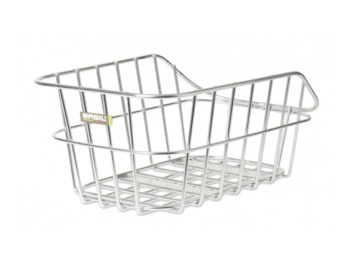 Very durable aluminum basket.