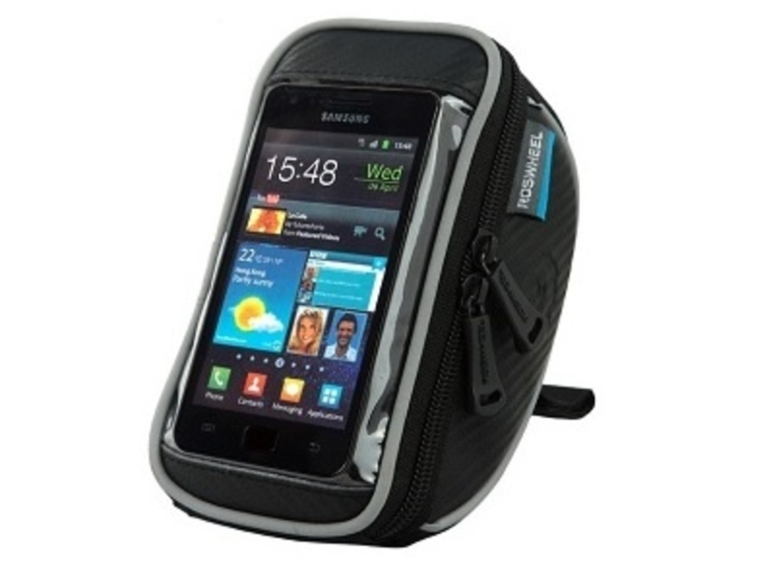 Mobile phone holder bag