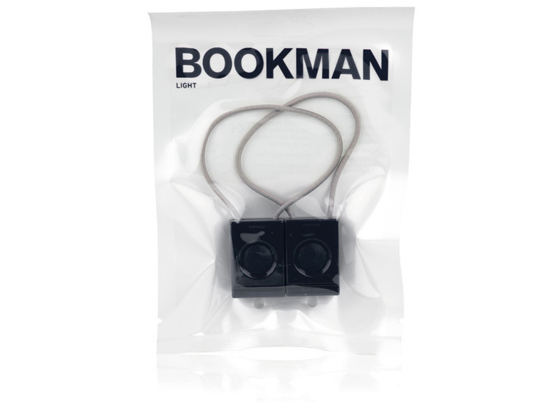 Set Bookman front and rear flashers