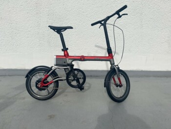 This e-bike is available only in Czech Republic