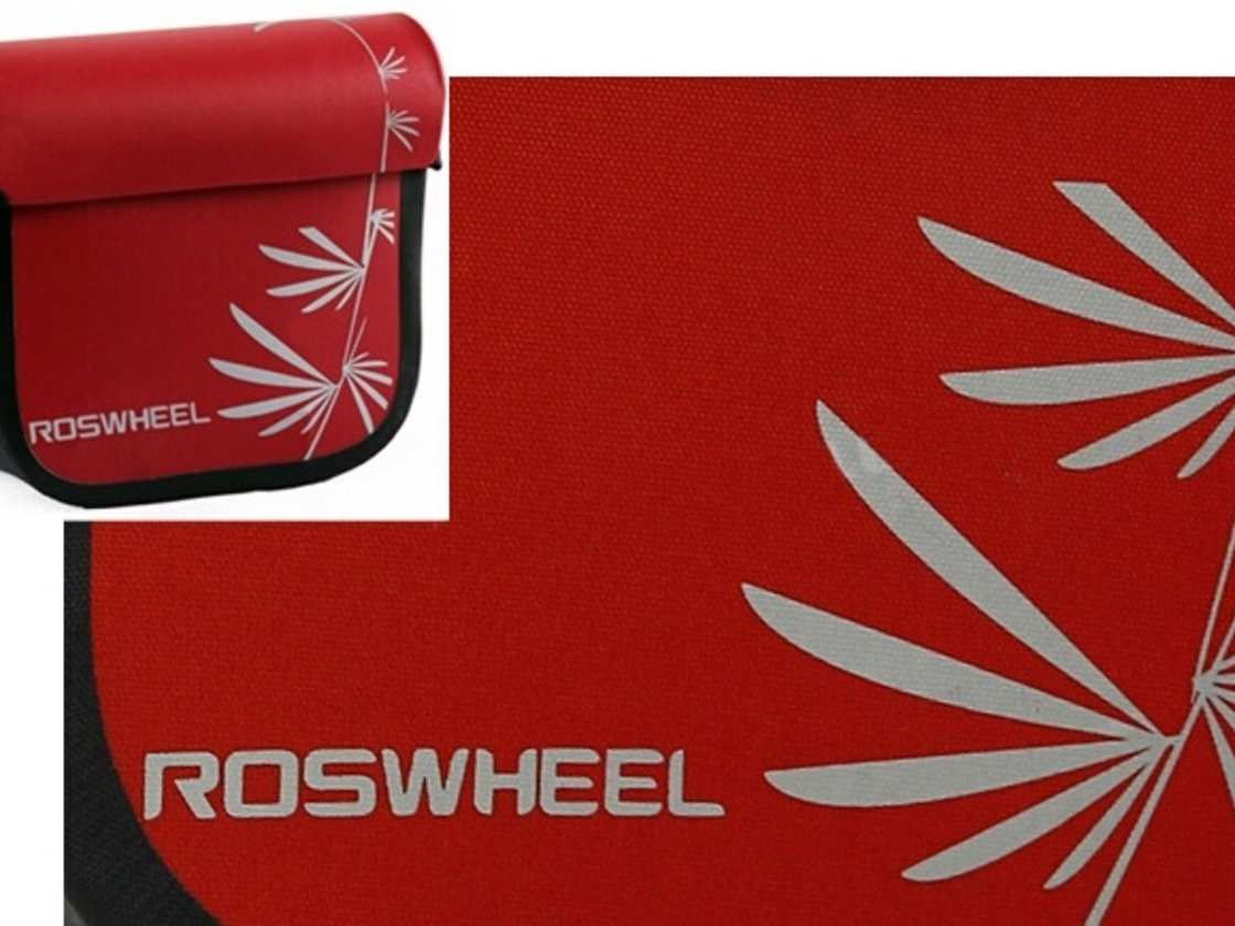 Roswheel Photo Cycle Bag - Attractive reflex print