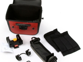 Roswheel Photo Cycle Bag - Complete accessories